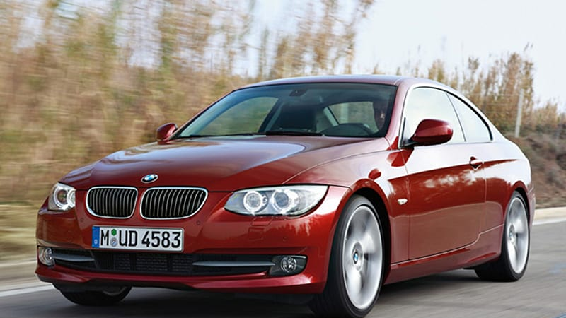 2011 bmw 3 series coupe and convertible get refreshed, 335i gets
