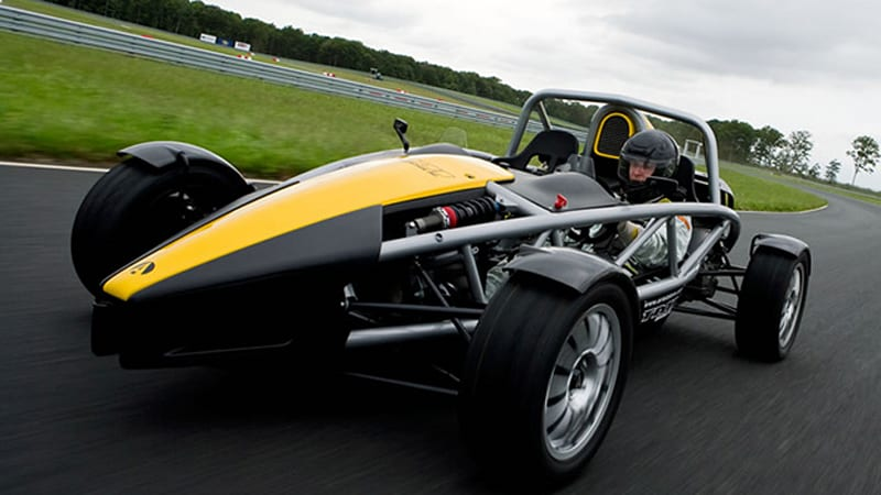 Entry-level Ariel Atom 3 priced from $49,980 - Autoblog