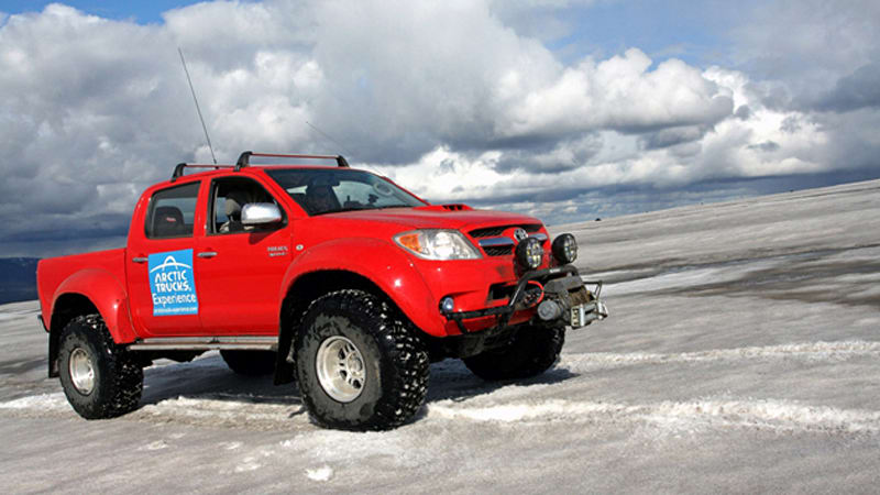 Arctic Trucks Tours Of The North Pole Click Above For High Res Image Gallery When Top Gear