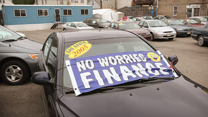Fed launches national auto database to curb theft, fraud