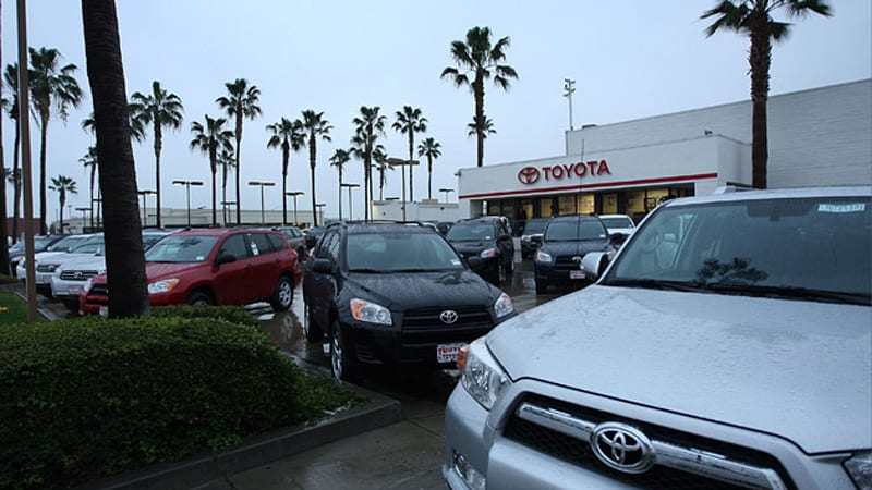 Report Southeast Toyota Dealers Pull Ads From Local ABC Stations - Alabama toyota dealers
