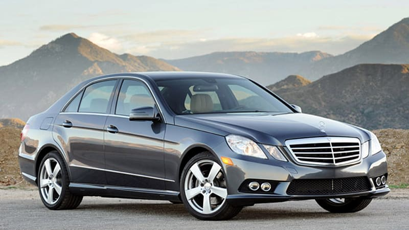 Review: 2010 Mercedes-Benz E350 4Matic weathers the storm