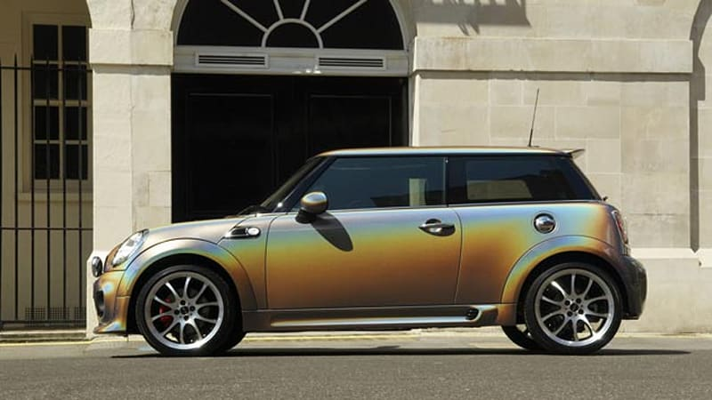 2010 Mini Cooper Click For High Res Gallery