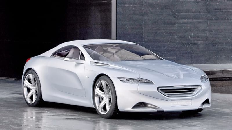 Geneva Preview: Peugeot SR1 concept trades quirk for the