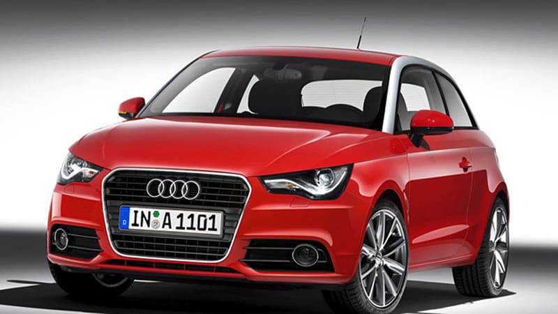 Officially Official: 2011 Audi A1 finally arrives [w/video