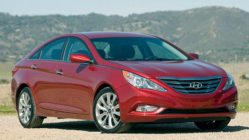 Review: 2011 Hyundai Sonata A Sweet Addition To Mid Size Sedan Segment    Autoblog