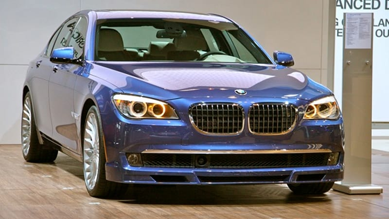 Chicago 2010 Bmw Ends Three Year Alpina B7 Drought For