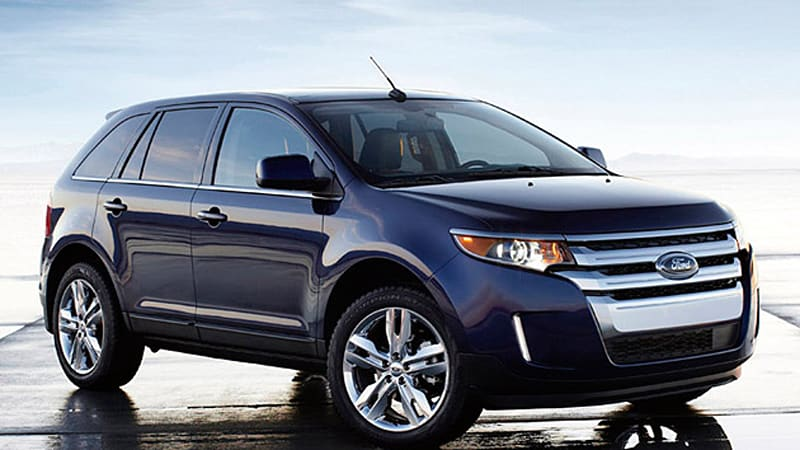 Ford Edge Gets Three Engine Choices More Ambitious Sport Model