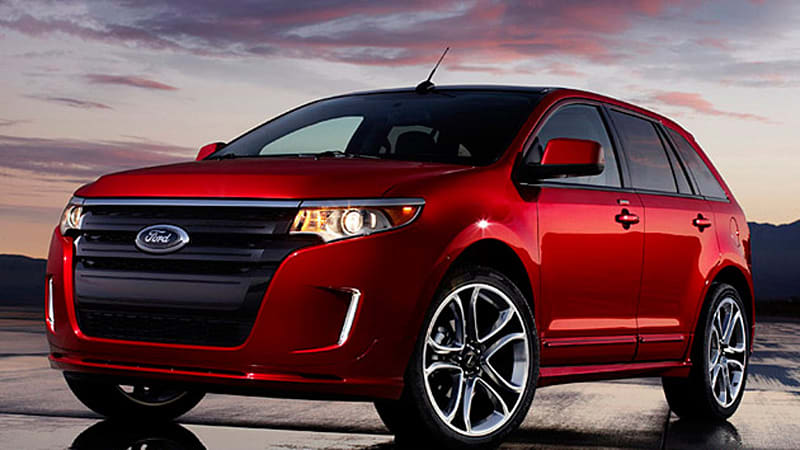 Ford Edge Begins Shipping To Dealers As Model Hits  Units Autoblog