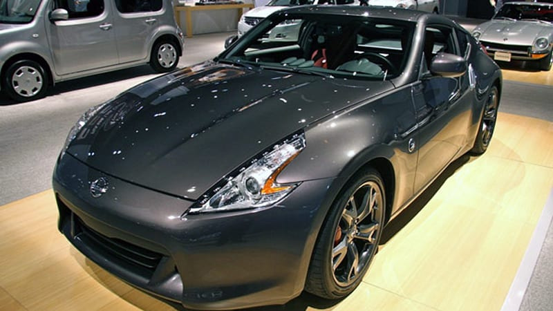 chicago 2010 nissan 370z 40th anniversary edition. Black Bedroom Furniture Sets. Home Design Ideas