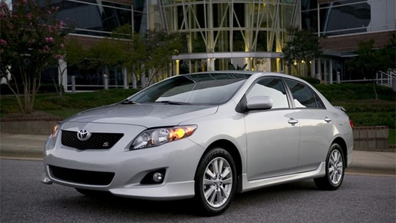 Edmunds Looks At Toyota Corolla Chevy Cobalt Steering Complaints