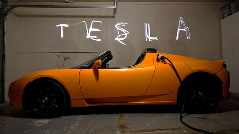 Living With The Tesla Roadster Sport One Week In An Electric Light Orchestra