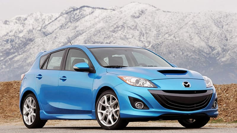 Review: 2010 Mazdaspeed3 is sitting on the bubble - Autoblog
