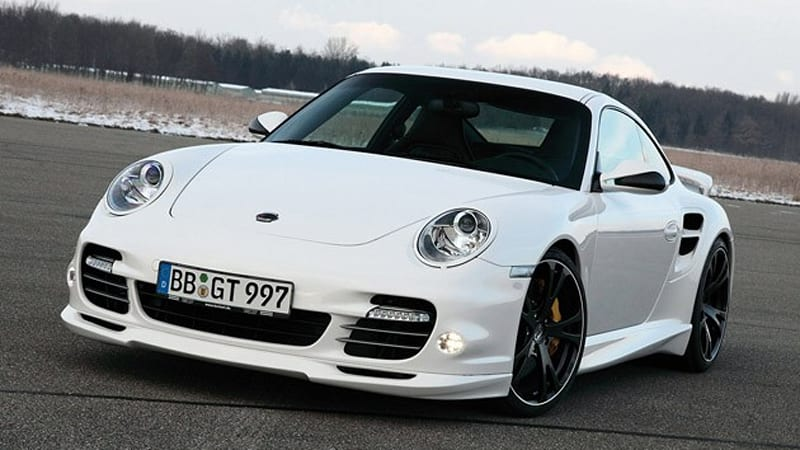 Geneva Preview Techart To Debut 911 Turbo Turbo S Autoblog