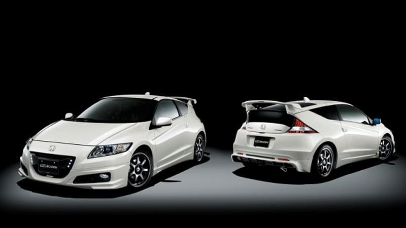 Rumormill More Powerful Honda Hybrid Coupe In The Works Autoblog