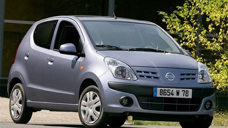 Nissan Small Car Program Left Out In The Cold After Vw Suzuki Deal