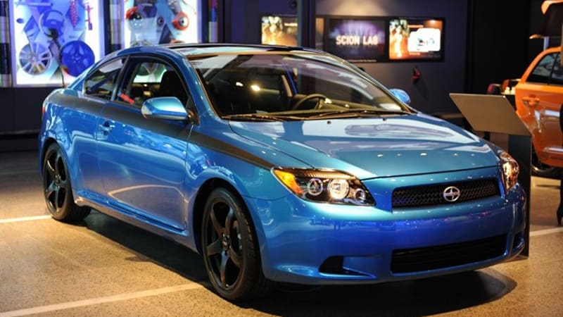 Chicago 2010: Scion tC Release Series 6.0 is present and accounted ...