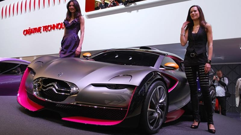Geneva 2010: Citroen Survolt bridges the divide - Autoblog