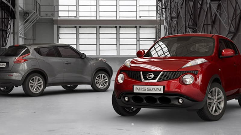 2011 Nissan Juke details specs spilled ahead of New York intro