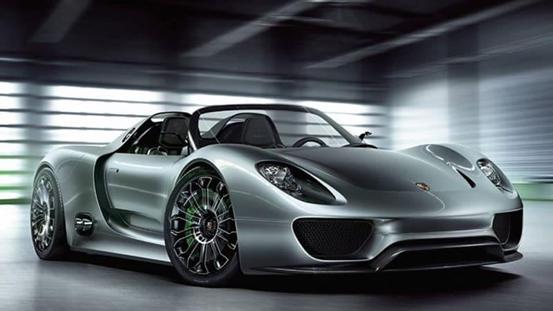 Report Porsche Really Wants To Build 918 Spyder Autoblog