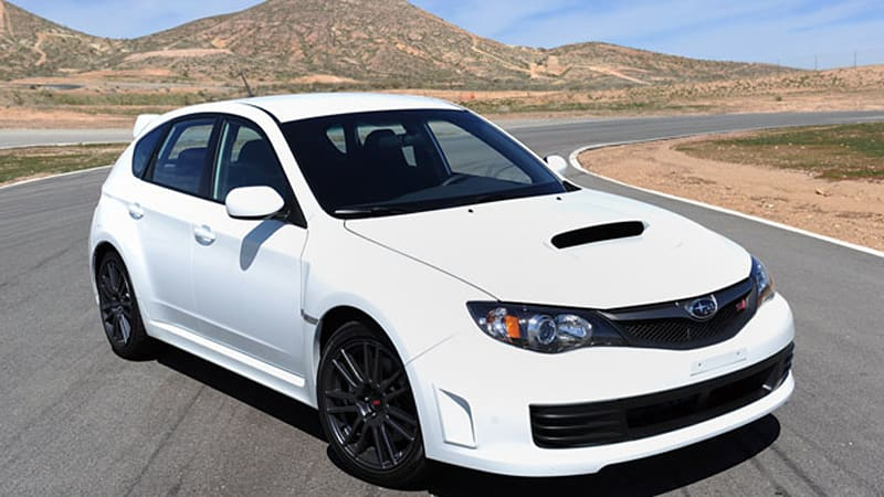 First Drive  Subaru Impreza Wrx Sti Special Edition Is The Hatch To Have