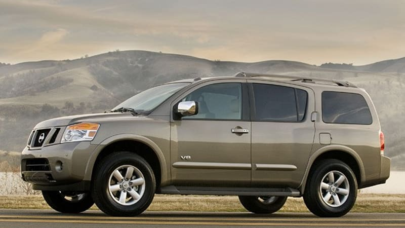 Nissan Recalls 540 000 Vehicles For Brake Pedal Pin Fuel Gauge Problems