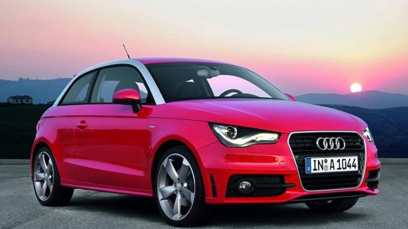 Pics Aplenty 2011 Audi A1 S Line In The Color Of Lust Autoblog