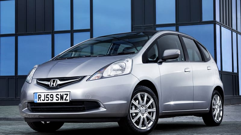 Honda releases fit si only it 39 s really a uk jazz and it for Honda fit deals