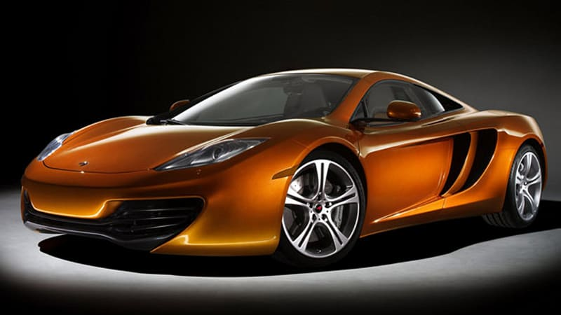 gordon murray shares his thoughts on the mclaren mp4-12c - autoblog