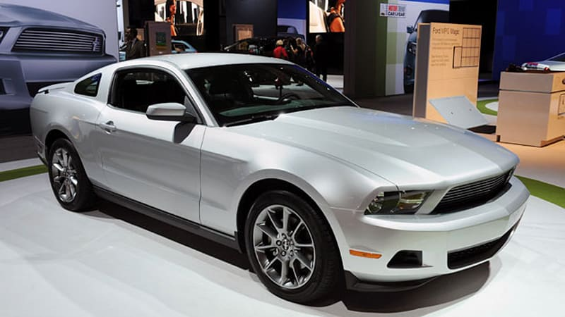 2011 ford mustang v6 rated 31 mpg highway most efficient. Black Bedroom Furniture Sets. Home Design Ideas