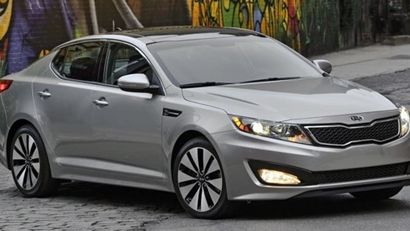 Perfect New York 2010: Kia Introduces All New Optima With DI, Turbo And Hybrid    Autoblog
