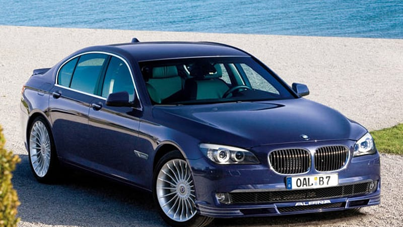 All-wheel-drive BMW Alpina B7 xDrive slated for New York debut ...