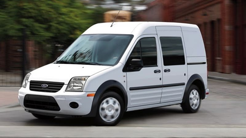 Canada Post To Replace Fleet With Ford Transit Connect Autoblog