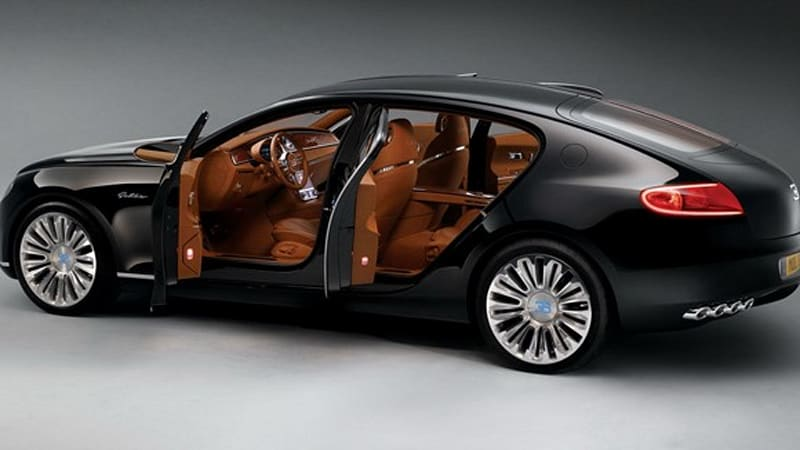 Report: 2013 will be the year of the Bugatti Galibier - Autoblog