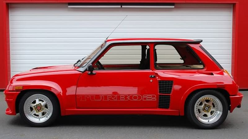 Renault r5 turbo 2 for sale