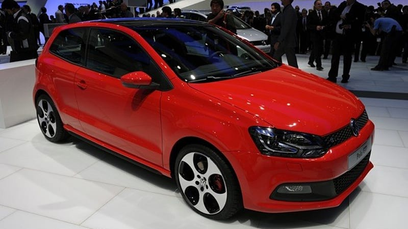 New York 2010 Volkswagen Polo Wins 2010 World Car Of The Year Award