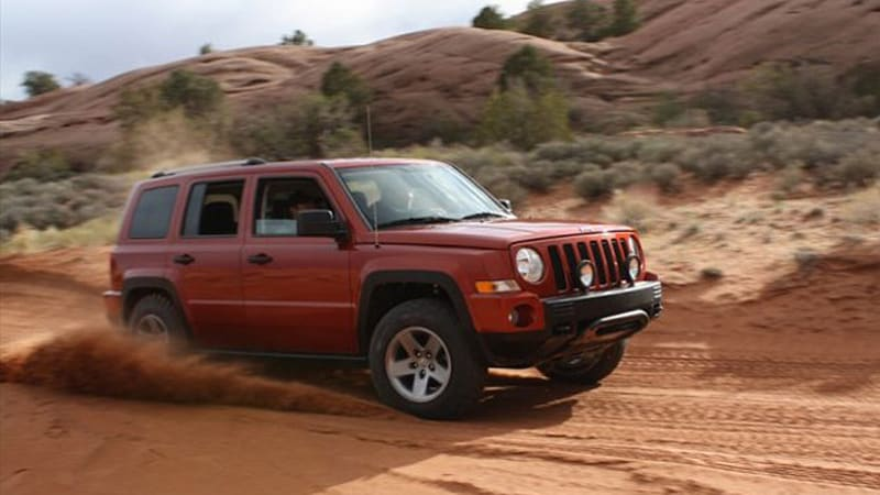 Elegant Gallery: Proof That The Jeep Patriot Doesnu0027t Have To Be A Poseur   Autoblog