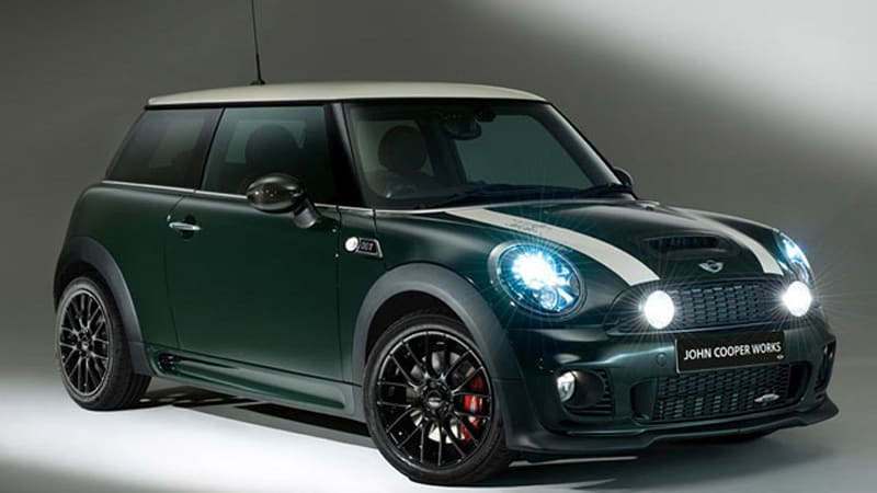 Report Mini Cooper World Championship 50 Headed For Us With