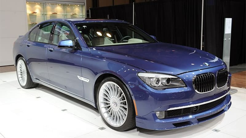 New York 2010: 2011 BMW Alpina B7 xDrive is deeply impressive - Autoblog