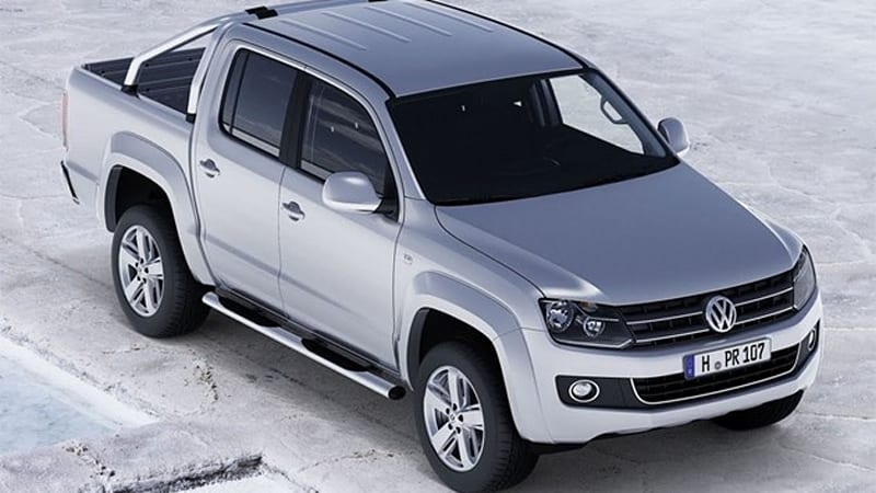 Why It S Not Coming Here Vw Amarok Priced At 35k In Europe Autoblog