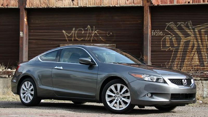 Great Review: 2010 Honda Accord Coupe Proves Vanilla Can Still Be Sweet   Autoblog