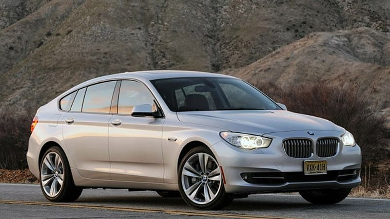 Review 2010 Bmw 550i Gran Turismo Is The Ultimate Penger Machine Autoblog