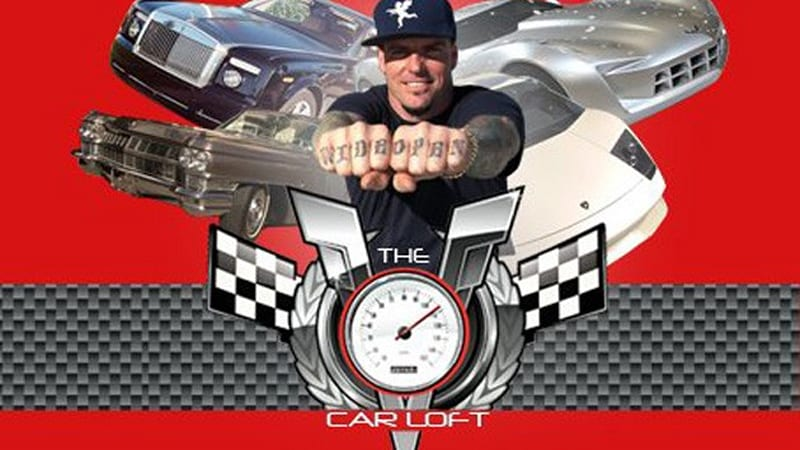 yo vip vanilla ice resurfaces with the car loft autoblog. Black Bedroom Furniture Sets. Home Design Ideas