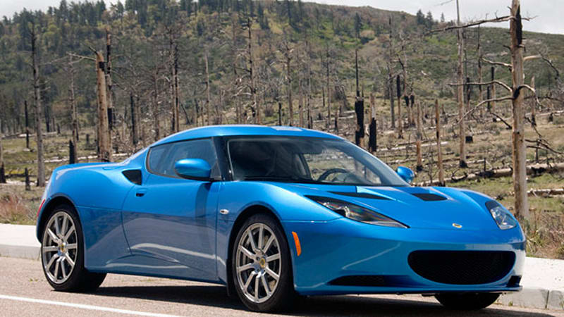 First Drive 2010 Lotus Evora Delivers Performance Civility And