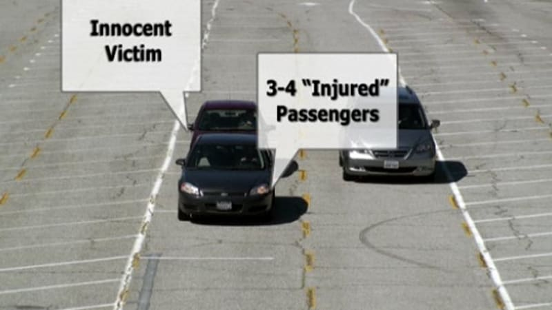 National Insurance Crime Bureau: Staged accident claims up 46%  Autoblog
