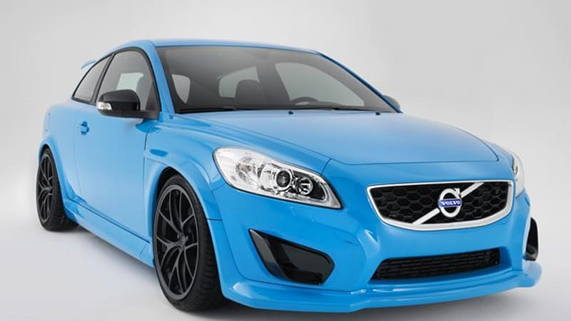 Video Walk Around Of 450 Hp Volvo Polestar C30