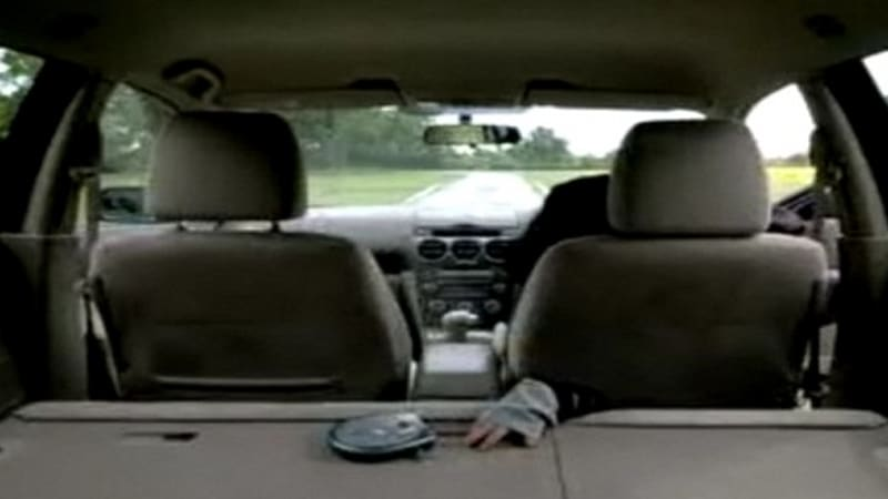 Funny Car Commercial Of The Day Mazda Silences The Kids Autoblog