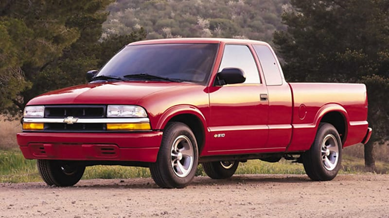 The Chevrolet Colorado And Gmc Canyon Have Never Exactly Been S Successor To S10 Throne While Original Baby Pickup From General Motors Sold