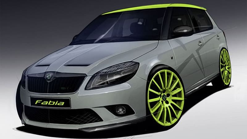 koda fabia rs to debut at w rthersee 2010 autoblog 2018 Skoda Fabia koda fabia rs to debut at w rthersee 2010