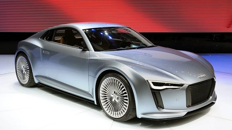 Report Audi R4 To Launch In 2013 Slotted Below The Tt